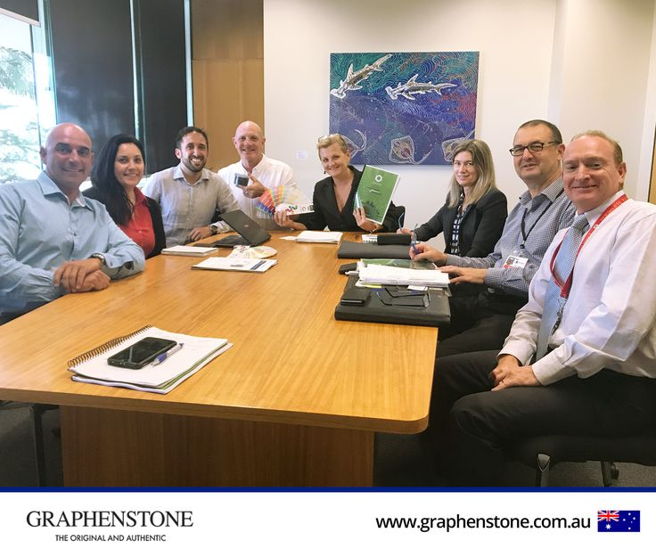 GraphenstoneAustraliavisits theRedlandCityCouncil ️🏫🇦🇺  Representatives of Graphenstone Australia (Jorge Gil, Julie and John Zorbas) have visited the Redland City Council in Cleveland, Qld.  The Graphenstone team has introduced the project and products to Karen Williams, Mayor of Redland City, and part of her team: Peter Mitchell (Councillor of Cleveland / North Stradbroke Island), Kim Kerwin (Manager of the Economic Sustainability & Major projects group), Bruce Redpath (Principal…