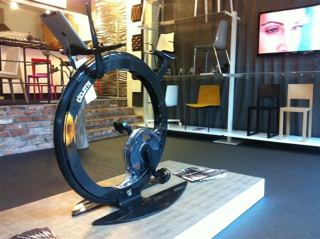 Ciclotte @ Mancini Contract AS Showroom - Norway