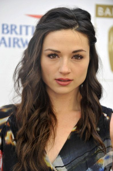 Crystal Reed Crystal Reed poses for a picture at the 8th Annual BAFTA/LA TV party held at the Hyatt Regency Hotel on August 28, 2010 in Los Angeles, California.