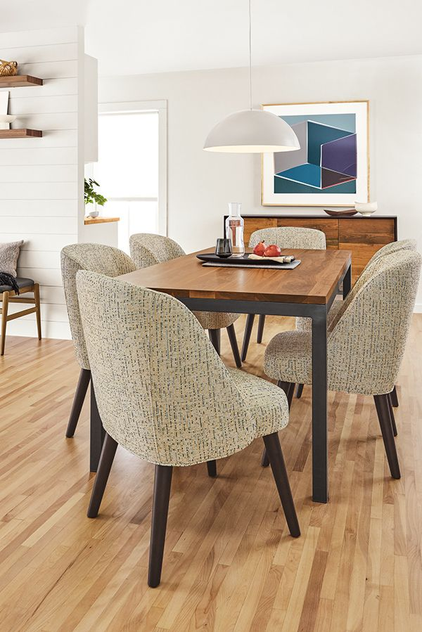 Room Board Parsons Tables Modern Dining Tables Modern Dining Room Kitchen Furniture Modern Dining Room Modern Dining Table Living Room Scandinavian