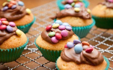 Cupcake-leivokset