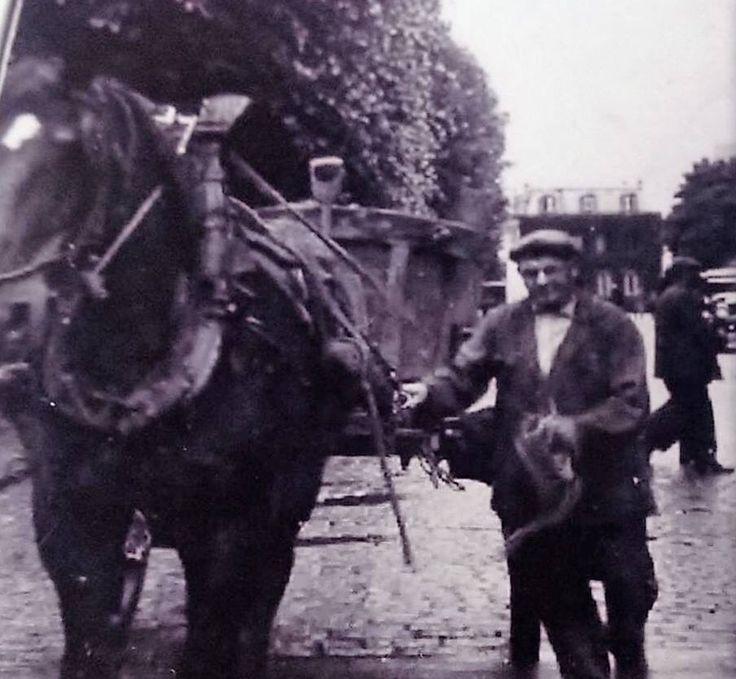 My grandfather, Gerrit Seger.   * 4-11-1887 in Zevenbergen  + 29-3-1963, Breda