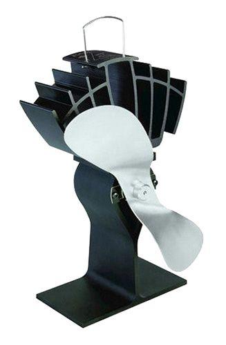 VENTILATEUR+ECOFAN+POELE+:+Ventilateur+Ecofan+pour+une+utilisation+sur+les+poêles+à+bois+et+à+granules+avec+une+température+de+surface+de+60+à+350+degrés+Celsius.+Fait+circuler+l'air+chaud+dans+toute+la+pièce.+Génère+sa+propre+électricité,+sans+cordon+ni+batterie,+125+PCM.