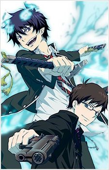 Just watched all of Blue Exorcist. In a day. That's eleven hours of my life that I can never get back. Worth it.