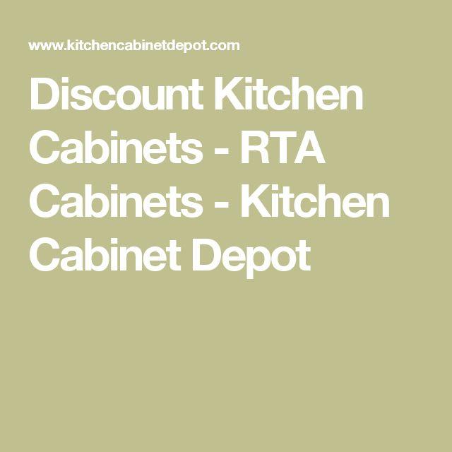 17 Best ideas about Discount Kitchen Cabinets on Pinterest   Cream ...
