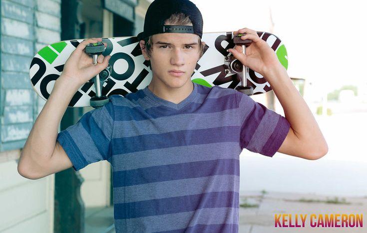 Teen with cancer helps build skatepark