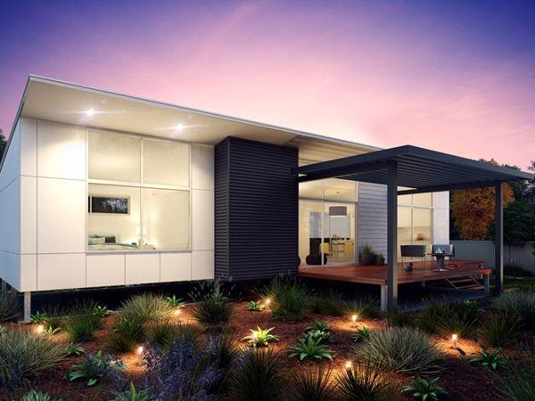 Lifestyle Pavilions: Deck House