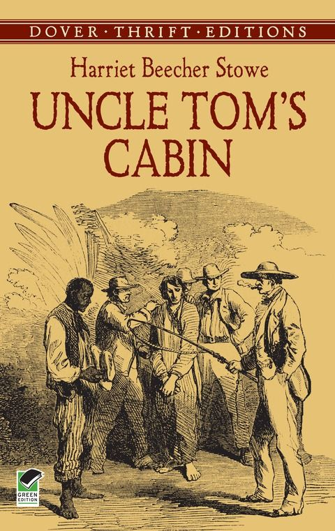character analysis from uncle toms cabin Racial stereotypes in fictions of slavery: uncle tom´s cabin by harriet beecher stowe and  i focus on the character of the  2.