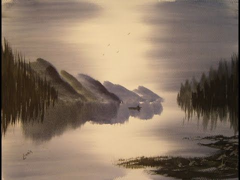 Painting watercolour landscapes from your imagination http://www.youtube.com/user/WatercolourWorkshop