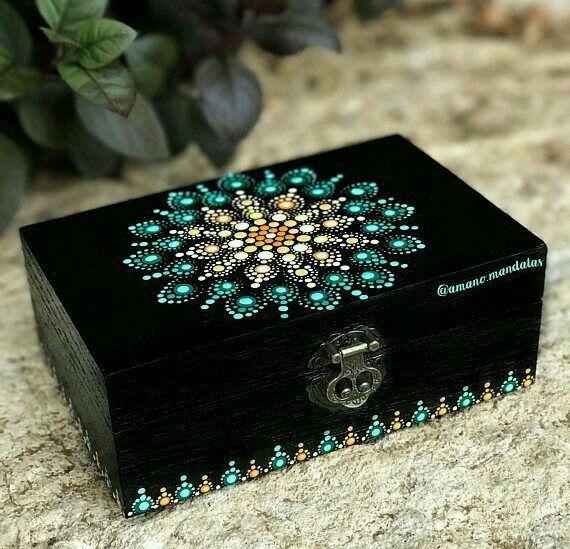 Mandala boxes