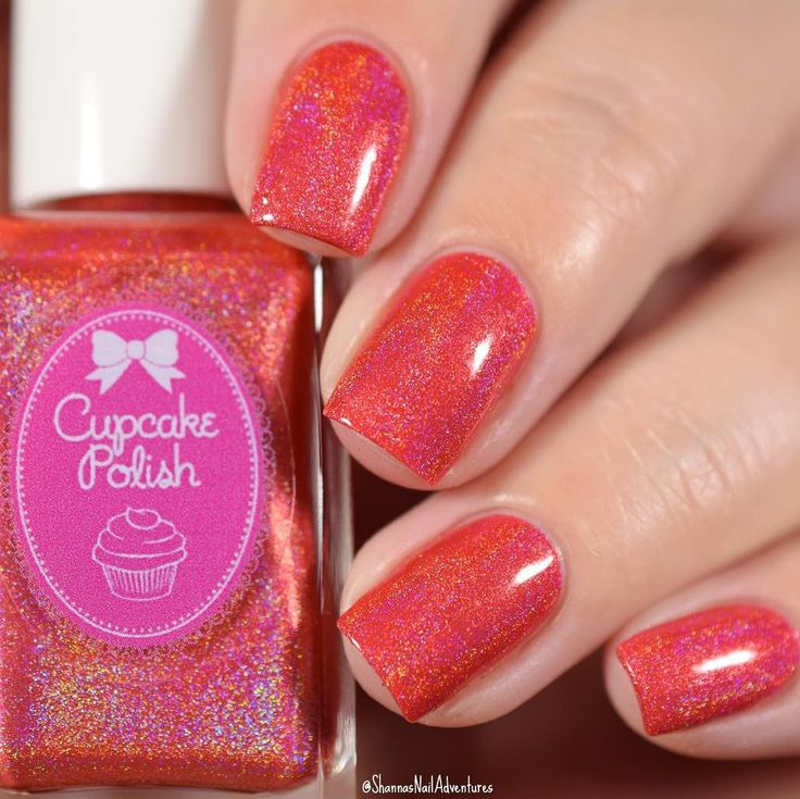 Cupcake Polish One In A Brazil Ion