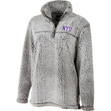 Boxercraft Women's Mississippi State University Sherpa Zip Pullover (Grey,  Size Medium) - NCAA Licensed Product, NCAA Men's Fleece/Jackets at A.
