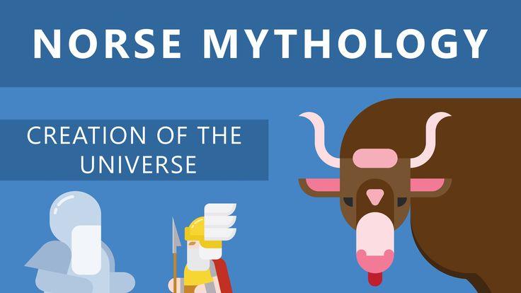 VIKINGS - Norse Mythology - Part 1 - Creation of the Universe