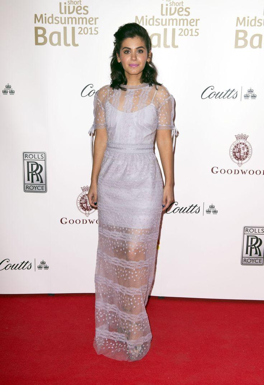 Katie Melua – Together for Short Lives' Midsummer Ball in London 03.06.15