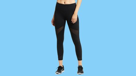 United Airlines says leggings aren't appropriate travel attire, but we beg to differ. | Health.com