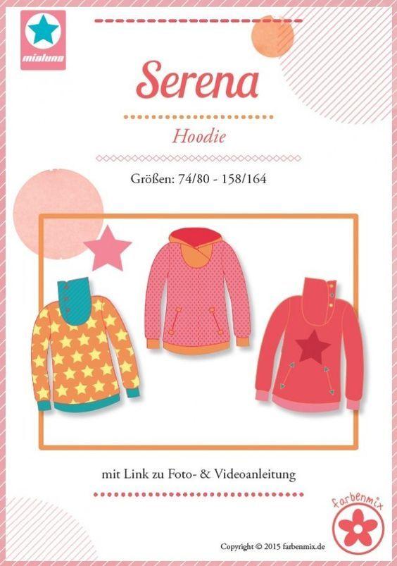 Kreative FREEbooks - farbenmix Online-Shop - Schnittmuster, Anleitungen zum Nähen: