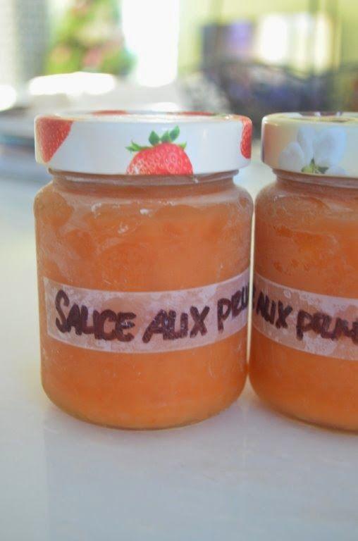 L'automne dernier j'ai appris toute une nouvelle. La sauce aux prunes, celle que nous aimons bien déguster avec les egg rolls, est en fait ...
