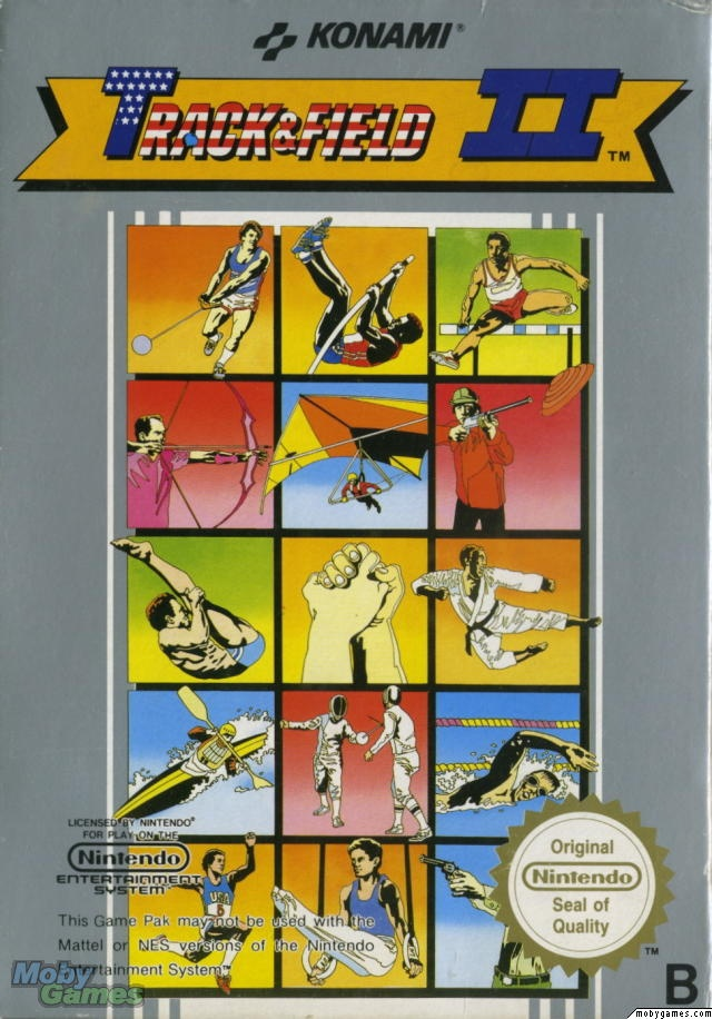 Test your strength, stamina and athletism in this collection of olympic sports! Based off the 1988 Summer Olympics in South Korea, this sequel now includes the popular sports of taekwondo, hang gliding, arm wrestling and gun firing!