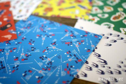 Yonagadou Origami Papers | UGUiSU Online Store