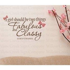 Coco Chanel Quote 1