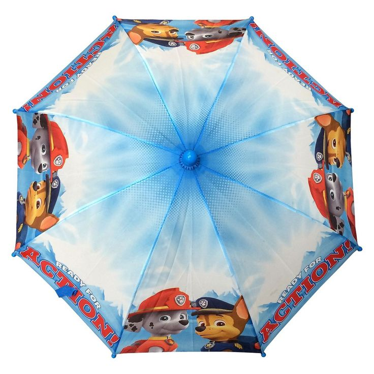 Kids' Paw Patrol Umbrella Blue