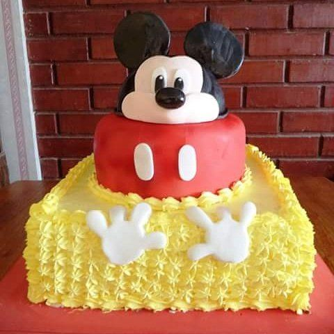 #Mickey #disney   (@VolovanProducto) | Twitter  #Fondant #cake  #instacake #Chile #puq #VolovanProductos