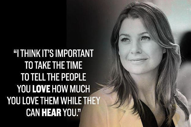 Best 25+ Meredith Grey Quotes Ideas On Pinterest
