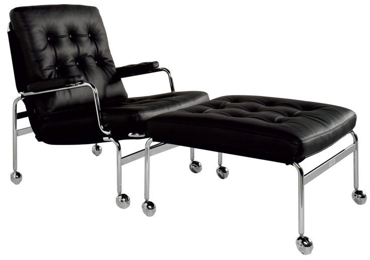 Karin armchair from DUX. Design by Bruno Mathsson. #armchair #classics