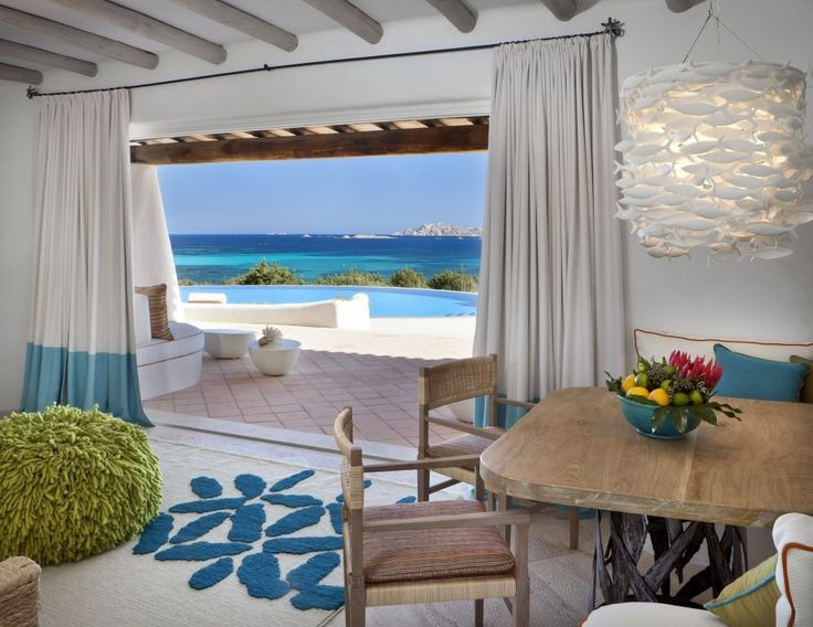 New villa's at The Luxury Collection Sardinia hotels