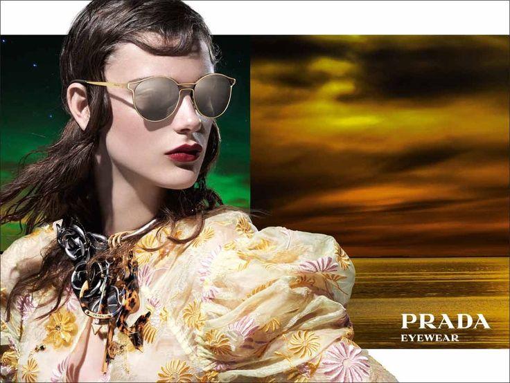 Prada Cinema Sunglasses PR 62SS 1BC2B0 Silver with Flash Silver Mirror – Sunglass Oasis Online