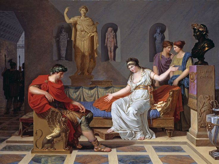 cameliapr: Cleopatra, el final de la reina de Egipto