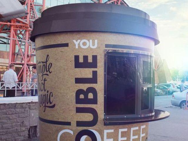 A pop up és a kávézók