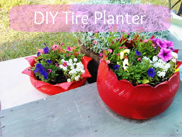 After: Planter