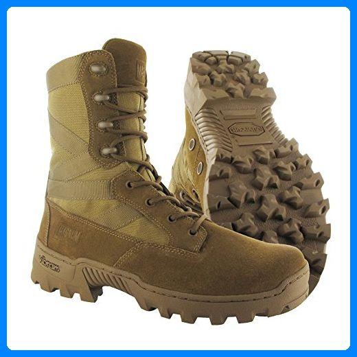 HI-TEC - Magnum Spartan XTB Coyote Dschungel Djungle Boots Stiefel Einsatz Beige - Stiefel für frauen (*Partner-Link)