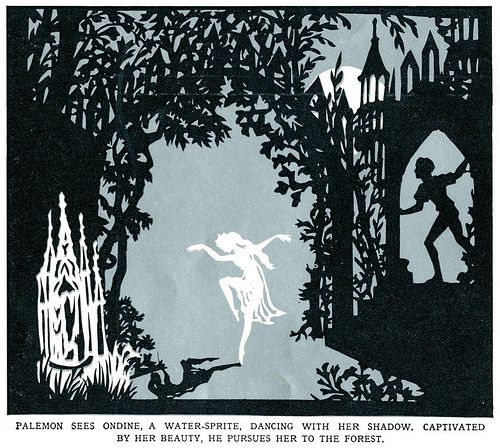 """Ondine"", by Lotte Reiniger"