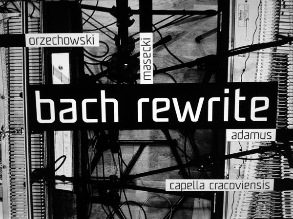 Bach Rewrite on Behance