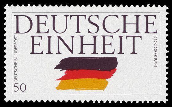 3 oktober 1990 ♦ De twee Duitslanden worden herenigd.