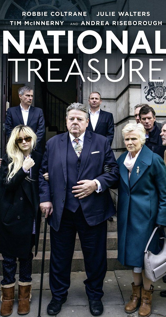 """With Robbie Coltrane, Julie Walters, Andrea Riseborough, Babou Ceesay. Paul Finchley is a bona fide """"national treasure"""", one half of a popular, long-running comedy double act. However, the famous comedian's world is thrown into chaos when he is accused of historic sexual abuse."""