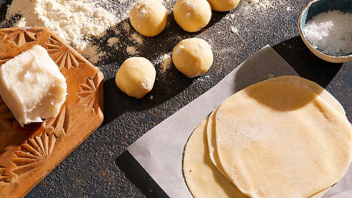 The ultimate flour #tortilla recipe