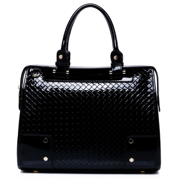 Genuine Baggage - Lux Haide Molly Black  Italian Leather Handbag, $349.00 (http://www.genuinebaggage.com.au/lux-haide-molly-black-italian-leather-handbag/)