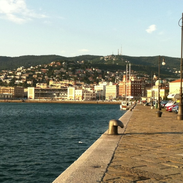 Trieste, Italy - One of my brother's lives here as well...