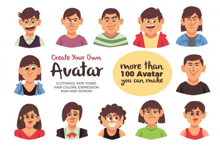 Create Your Own Avatar By TWB Supply co.