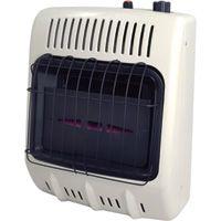FREE SHIPPING — Mr. Heater Blue Flame Ice House Vent-Free Liquid Propane Wall Heater — 10,000 BTU, 250 Sq. Ft. Heating Area, Model# MHVFIH10LPT