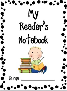 Great resources for your reader's workshop notebook.