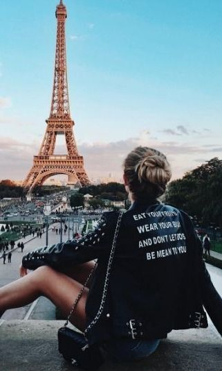 Looking to plan a trip to Paris? Well, we have all the cool-fashion-girl approved spots. Get ready to jet-set in style!