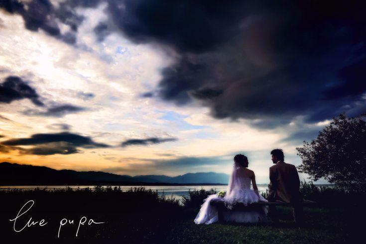 「【前撮りレポート】ウエディングドレス × 森 」の画像|*ウェディングフォト elle pup… |Ameba (アメーバ)