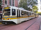 Sacramento RT Light Rail