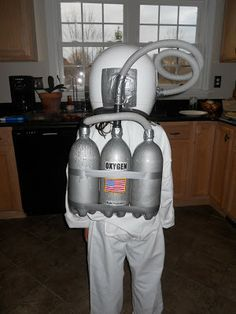 space costume child diy - Google Search