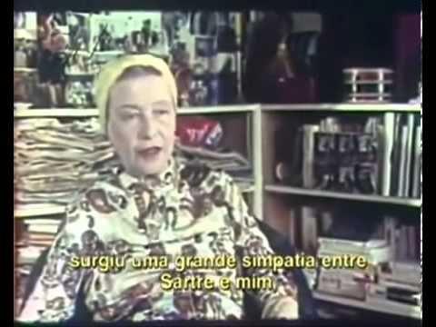 [Arquivo N] Simone de Beauvoir - Parte 2 de 3 - YouTube