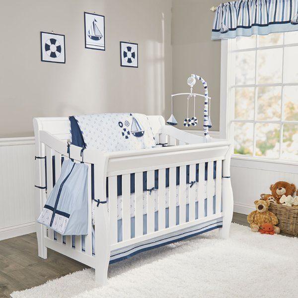 Viv + Rae Kaylynn 10 Piece Crib Bedding Set & Reviews   Wayfair